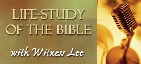 Life-Study of the Bible